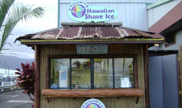 Craigslist hawaiian shaved ice building